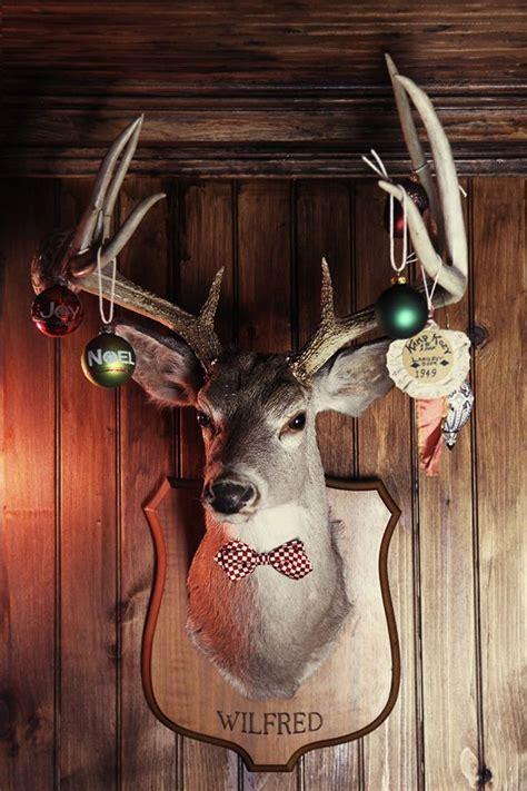 christmas decorations with deer head pic best 25 deer decor ideas on deer heads deer horns and dear decor