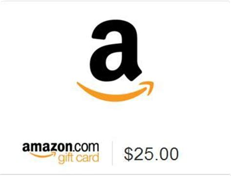 Amazon Gift Card 25 - amazon gift card 25 00 value 24 hour delivery other