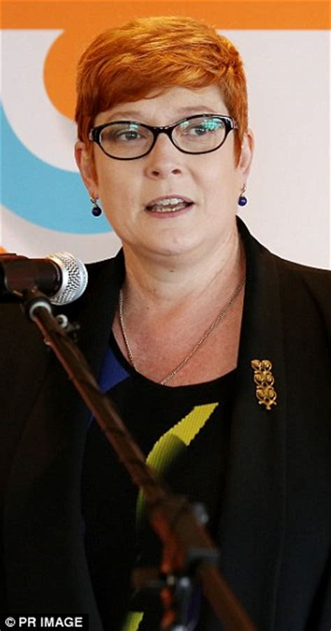 marise payne malcolm turnbull will double the number of women in