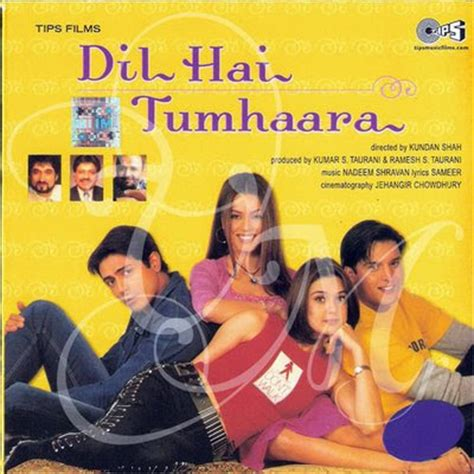 film india dil hai tumhara dil hai tumhaara 2002 hindi movie download bollywood