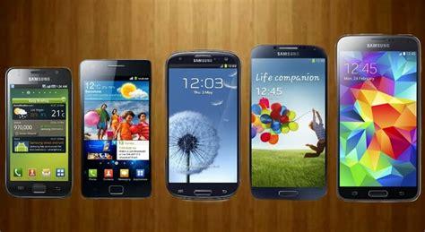 Samsung S6 Lengkap sejarah samsung galaxy s family catatan rendy