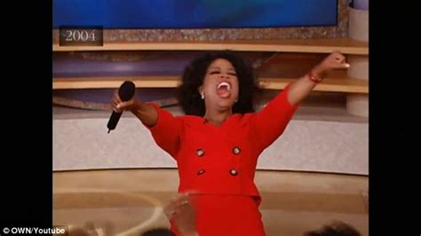 Oprah Giveaway - oprah winfrey reveals what led up to parodied audience car giveaway daily mail online