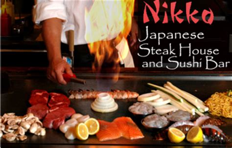 nikko nyc for some of the best hibachi in nyc head uptown to nikko
