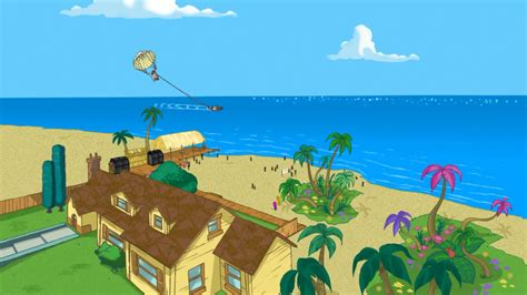 phineas and ferb backyard beach backyard beach phineas and ferb wiki fandom powered by