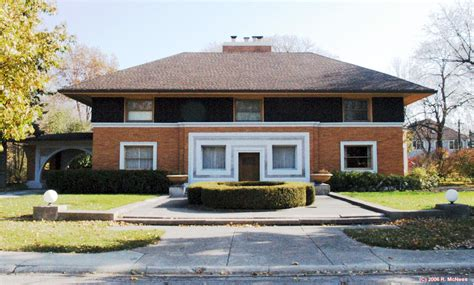 winslow house frank lloyd wright prairie school architecture in river forest illinois photo gallery