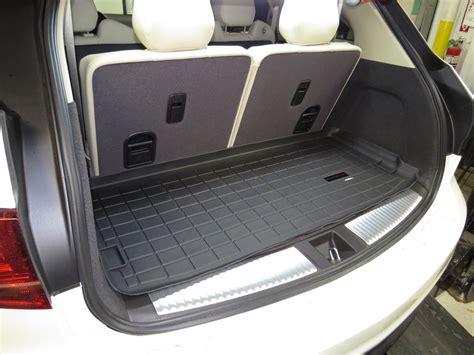 Acura Mdx Cargo Mat by 2016 Acura Mdx Floor Mats Weathertech