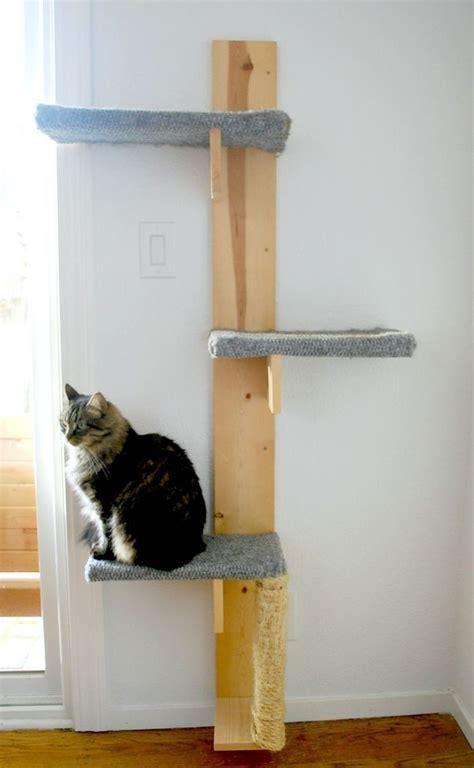 build  cat tree    plans build