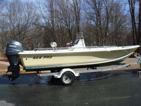 sea pro boats price 2004 sea pro sv2100 with yamaha f 150 12 900 the hull