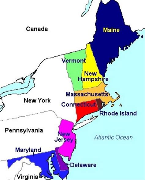 us map northeast region history and culture a 2012 2013 notheast of united states