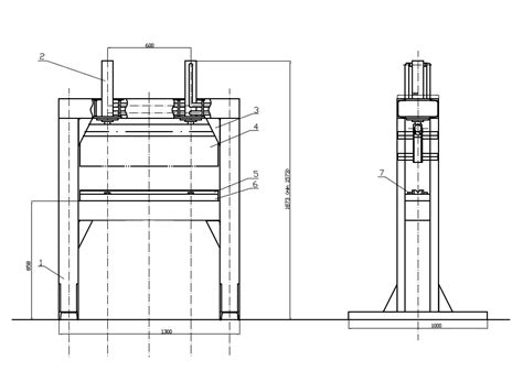 design and manufacturing of hydraulic presses hydraulic press design engineering and style