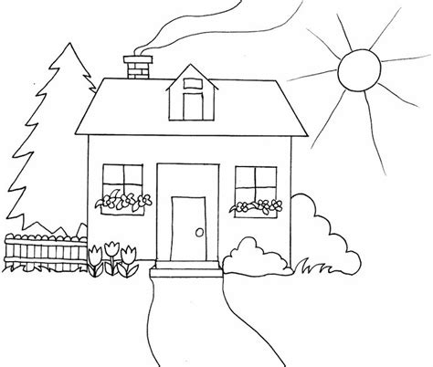 spring house coloring pages 13 places to find free spring coloring sheets for kids