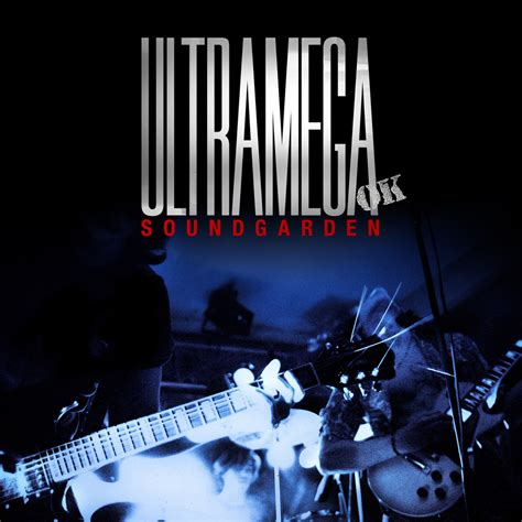 Records Ok Ultramega Ok Expanded Reissue By Soundgarden On Sub Pop Records