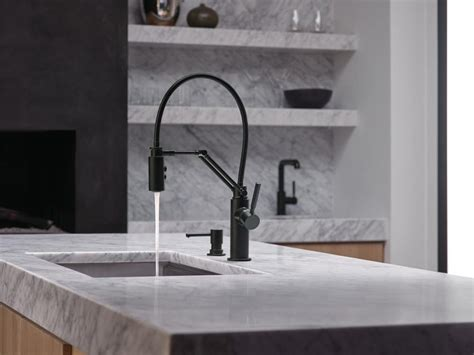 best reviews about brizo faucets for kitchen theydesign