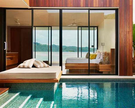 Rooms Island by Luxury Accommodation Barrier Reef One Only Hayman Island