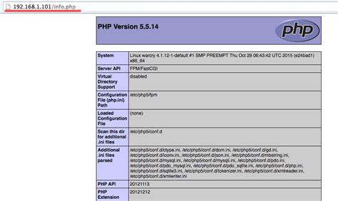 tutorial nginx php how to install nginx php and mysql lemp stack on
