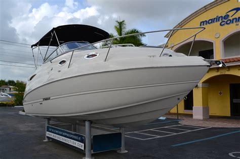 cabin cruisers for sale used 2012 stingray 250 cs cabin cruiser boat for sale in