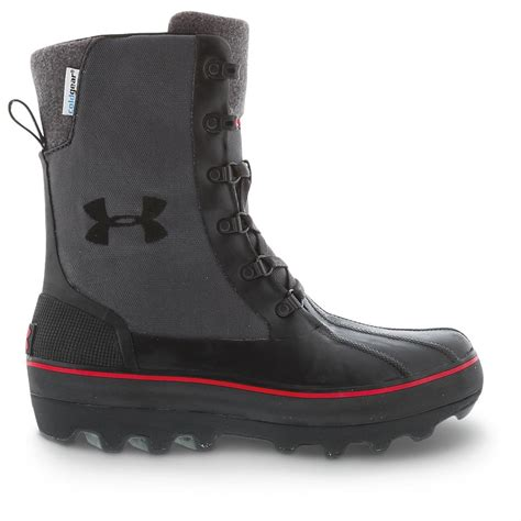 armour boots s armour clackamas winter boots 592637 winter