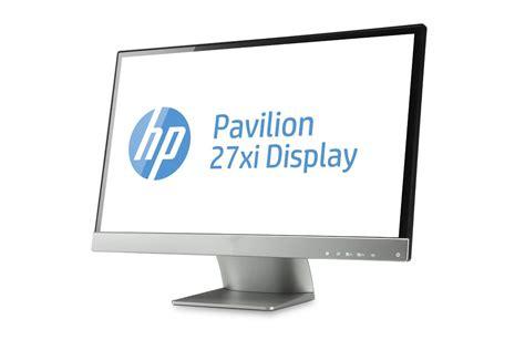 Monitor Hp Pavilion 20fi hp pavilion 27xi 27 quot ips edge to edge panel led lcd monitor vga dvi d hdmi 887111358646 ebay