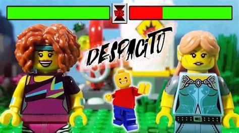 despacito lego lego despacito lego arcade game 4 with healthbars