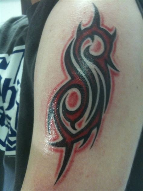 slipknot tribal s tattoo 2nd tat slipknot picture at checkoutmyink