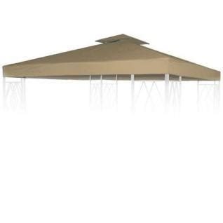 Alu Pavillon 3x3m by Pavillon Ersatzdach Bestellen Bei Yatego