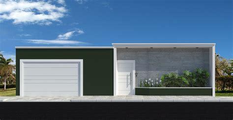 fachadas de casas modernas muros fotos port 245 es