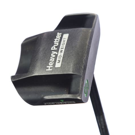 putter swing weight heavy putter mid weight d1 m center shafted putter from