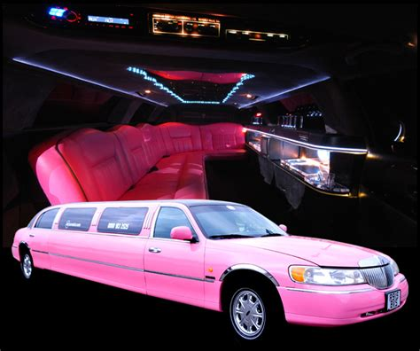 Pink Limo by Limo Hire Pink Limo A1 Stretch Uk Limousine Hire