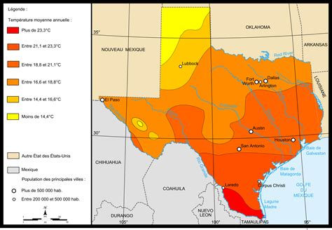 texas climate map file map of texas temperatures png wikimedia commons