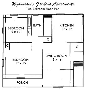 Wyomissing Garden Apartments by Wyomissing Garden Apartments Rentals Reading Pa