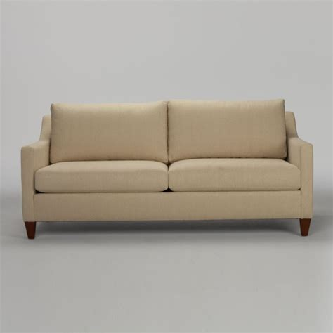 monterey sectional monterey sofa 76 quot traditional sofas by ethan allen