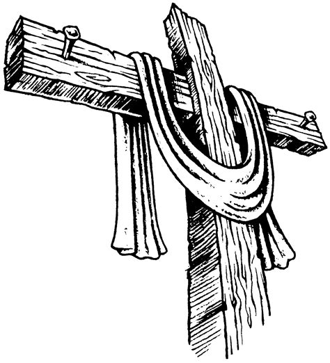 Jesus On The Cross Drawings Clipart Best Drawing Of Jesus On The Cross 2