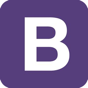 vector bootstrap layout bootstrap logo vector svg free download