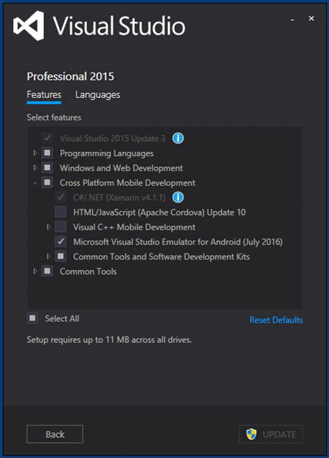 xamarin tutorial to set up tutorial get started with xamarin in visual studio