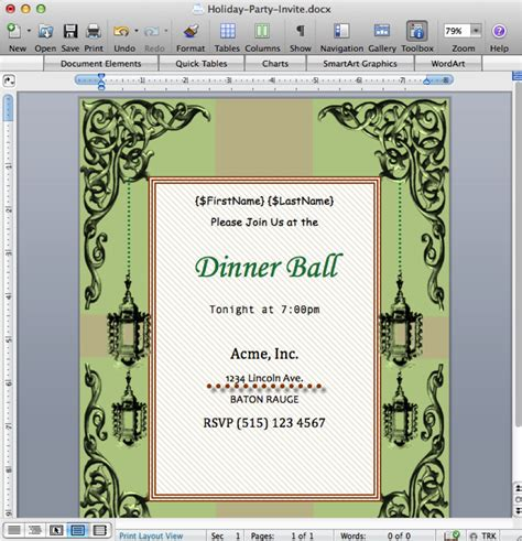 create invitations from google forms and spreadsheets with
