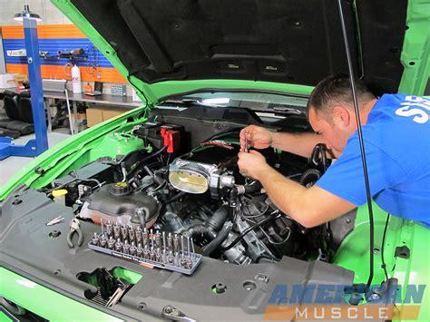 cobra jet intake manifold review 2014 mustang cobra jet prototype sells for 200000 at