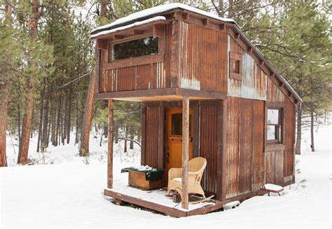 Tiny Cabin by Potomac Cabin Tiny House Swoon