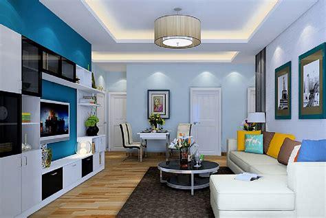light blue living room interior lighting design rendering ceiling light blue living room designs ideas decors