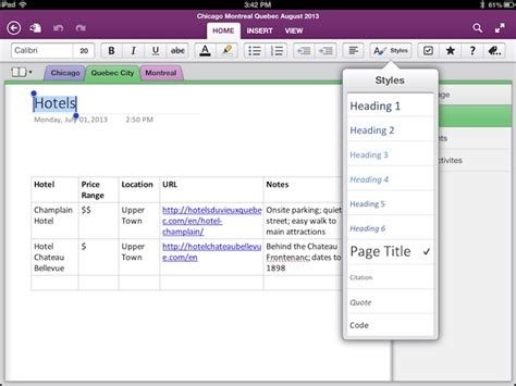 onenote for android microsoft onenote for ios android still missing key