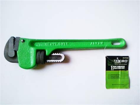 Kunci Pipa 2 Inch tekiro pipe wrench kunci pipa 10 inch daftar update