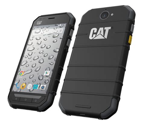 Cat Rugged Phone by Ifa 2015 Cat S30 Rugged Smartphone Announced With Modest