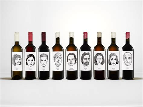 cool wine 30 creative and unusual wine label designs thecoolist