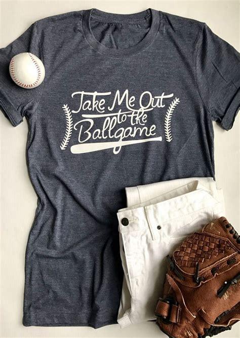 Take Me To The take me out to the ballgame t shirt fairyseason