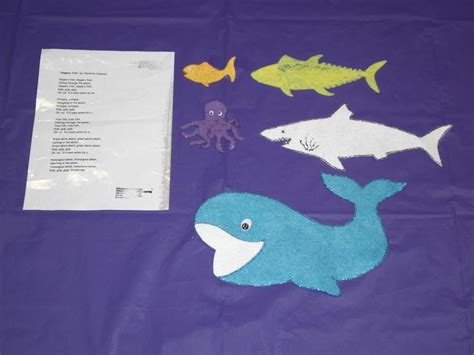 pattern lyrics puppets slippery fish felt board story ccrr lending library