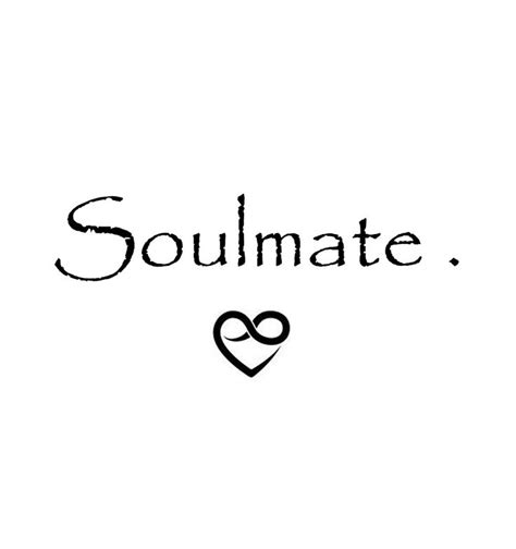 soulmate tattoo 25 best ideas about soul mate on