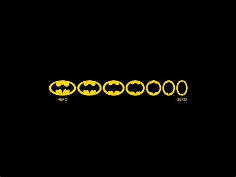 Batman black background funny icons logos wallpaper