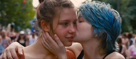 blue is the warmest color real blue is the warmest color la vie d adele intogirls