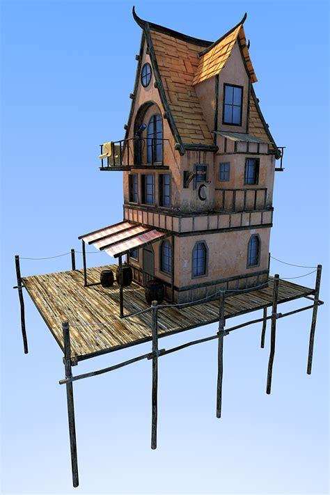 3d model maker house map maker house 3d models 1971s