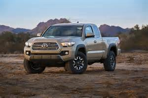 Toyota Tacoma 2016 Pictures Toyota Details New 2016 Tacoma Truck 75 Pics