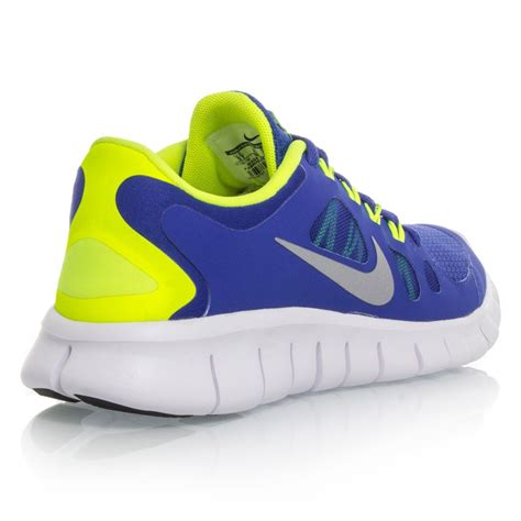 childrens nike running shoes nike free 5 0 gs boys running shoes blue yellow
